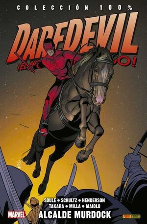 DAREDEVIL: EL HOMBRE SIN MIEDO #15. ALCALDE MURDOCK