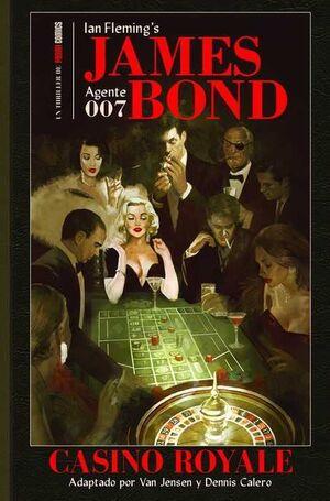 JAMES BOND #07 CASINO ROYALE (PANINI)