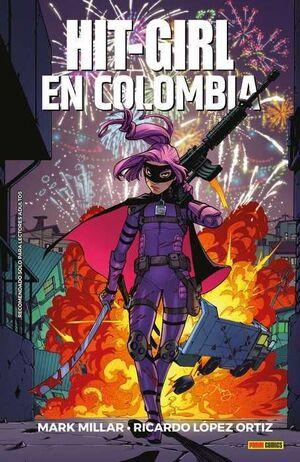 HIT-GIRL #01. EN COLOMBIA