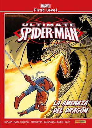 MARVEL FIRST LEVEL #13. ULTIMATE SPIDER-MAN: LA AMENAZA DEL DRAGON