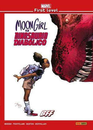 MARVEL FIRST LEVEL #14. MOON GIRL Y DINOSAURIO DIABOLICO: BFF