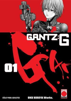 GANTZ G #01