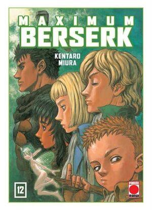 BERSERK MAXIMUM #12 (PANINI)