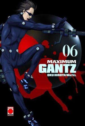 GANTZ MAXIMUM #06 (PANINI)
