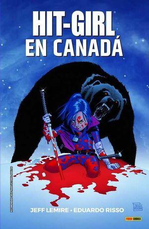 HIT-GIRL #02. EN CANADA