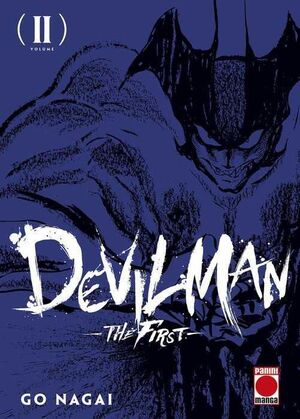 DEVILMAN: THE FIRST #02