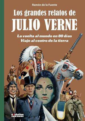 LOS GRANDES RELATOS DE JULIO VERNE #01