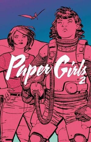 PAPER GIRLS. TOMO #02