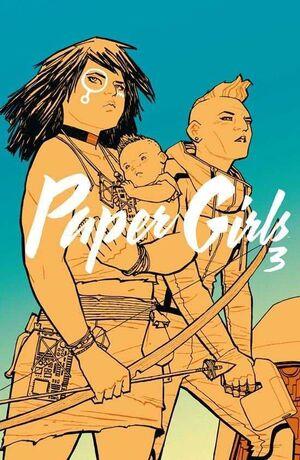 PAPER GIRLS. TOMO #03