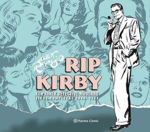 RIP KIRBY DE ALEX RAYMOND #01