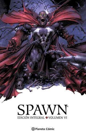 SPAWN INTEGRAL #06 (NUEVA EDICION)