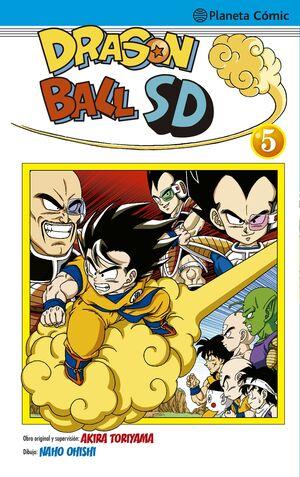 DRAGON BALL SD #05
