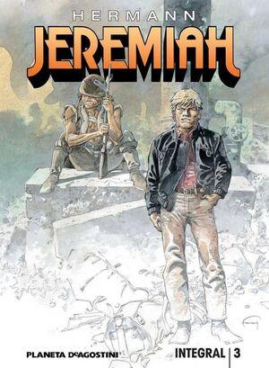 JEREMIAH. INTEGRAL #03 (NUEVA EDICION)
