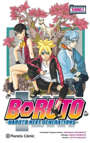 BORUTO. NARUTO NEXT GENERATIONS #01