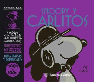SNOOPY Y CARLITOS #23. 1995-1996