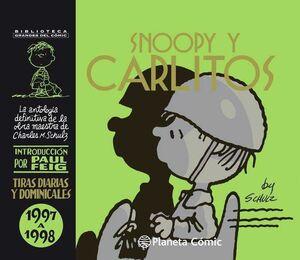 SNOOPY Y CARLITOS #24. 1997-1998 (NUEVA EDICION)