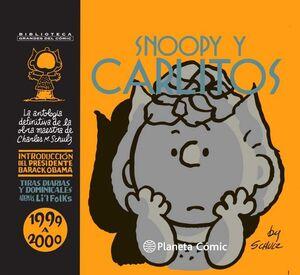 SNOOPY Y CARLITOS #25. 1999-2000 (NUEVA EDICION)