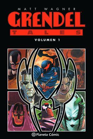GRENDEL TALES #01