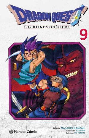 DRAGON QUEST VI #09. LOS REINOS ONIRICOS