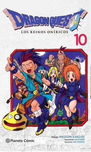 DRAGON QUEST VI #10. LOS REINOS ONIRICOS