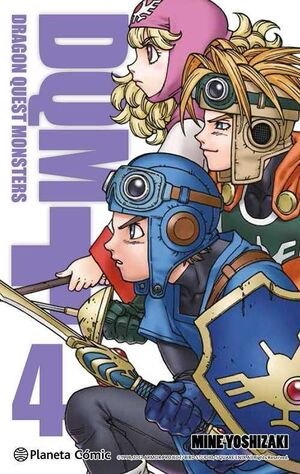 DRAGON QUEST MONSTERS #04