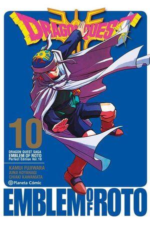 DRAGON QUEST: EMBLEM OF ROTO #10