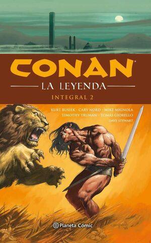 CONAN LA LEYENDA. INTEGRAL #02