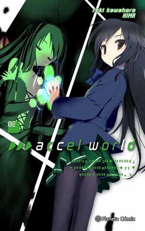 ACCEL WORLD #02 (NOVELA)