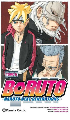 BORUTO. NARUTO NEXT GENERATIONS #06