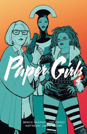 PAPER GIRLS. TOMO #04