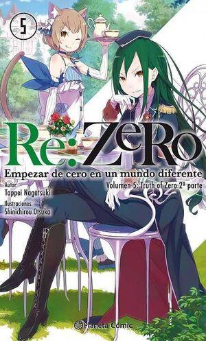 RE:ZERO #05 (NOVELA)