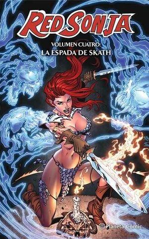 RED SONJA #04 (PLANETA COMICS - TAPA DURA)