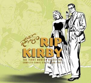 RIP KIRBY DE ALEX RAYMOND #02