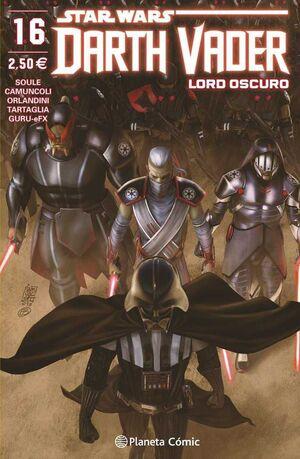 STAR WARS DARTH VADER LORD OSCURO #16