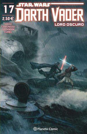 STAR WARS DARTH VADER LORD OSCURO #17