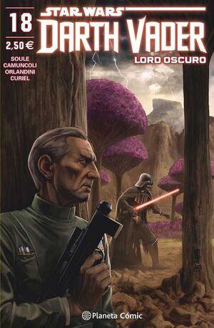 STAR WARS DARTH VADER LORD OSCURO #18