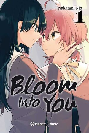 BLOOM INTO YOU #01