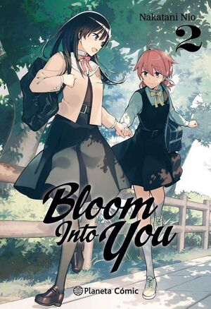BLOOM INTO YOU #02