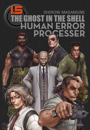 GHOST IN THE SHELL. HUMAN ERROR PROCESSER 1.5 (EDICION TRAZADO)