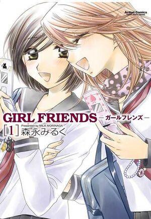 GIRL FRIENDS #01