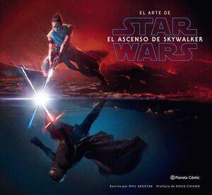 EL ARTE DE STAR WARS. EL ASCENSO DE SKYWALKER