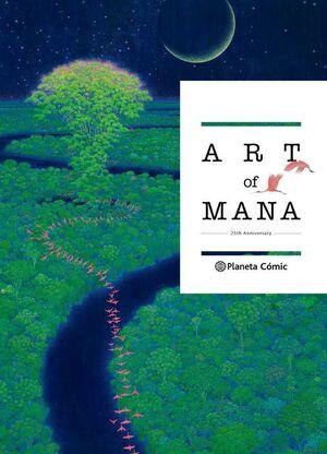 ART OF MANA. 25 ANIVERSARIO