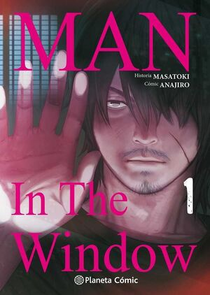 MAN IN THE WINDOW #01