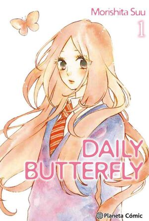 DAILY BUTTERFLY #01