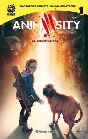 ANIMOSITY #01. EL DESPERTAR
