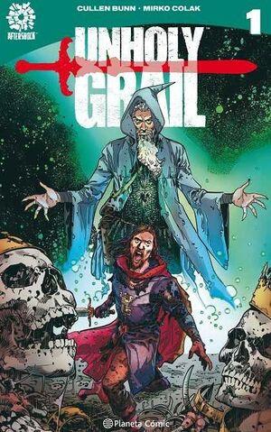 UNHOLY GRAIL #01