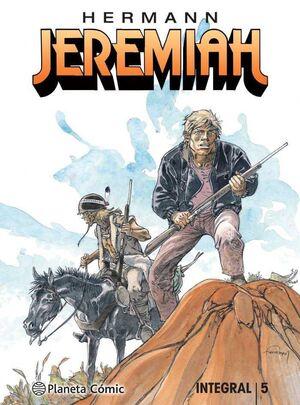 JEREMIAH. INTEGRAL #05 (NUEVA EDICION)