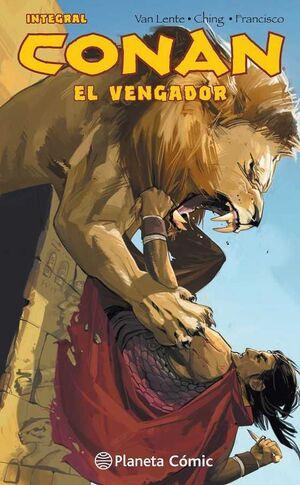 CONAN EL VENGADOR. INTEGRAL