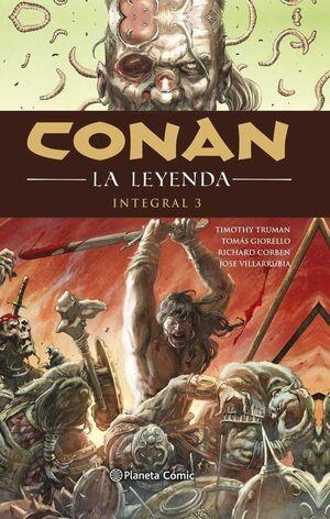 CONAN LA LEYENDA. INTEGRAL #03
