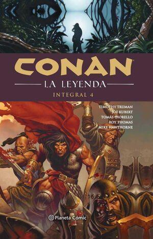 CONAN LA LEYENDA. INTEGRAL #04